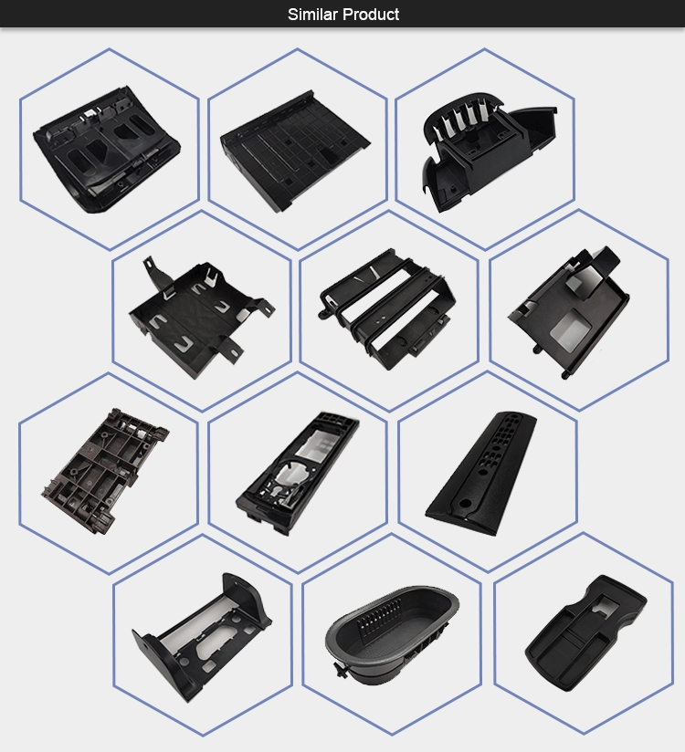 Carbon Fiber Auto car Parts, auto parts injection molding