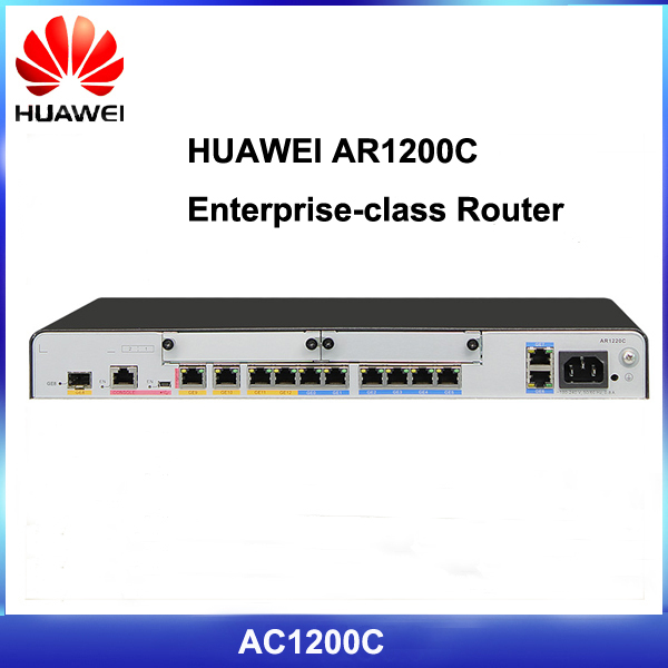 HUAWEI AR1220C 3G LTE Wireless AC Router