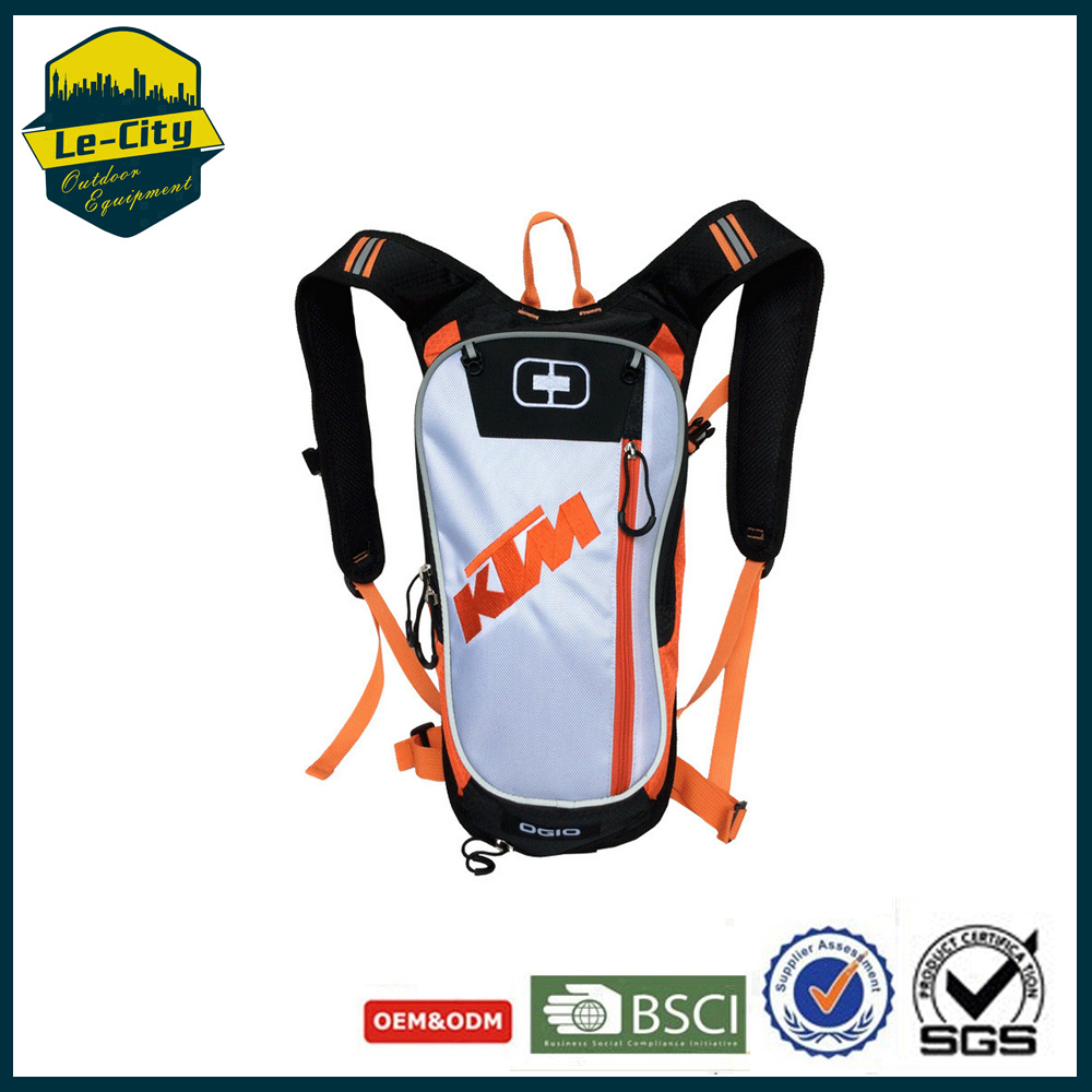 China Supplier KTM Hydration Pack Lightweight Professional Cycling Backpack 2L Bicycle Helmet Bags