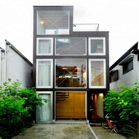 Prefab Container House Furnished Apartments From China
