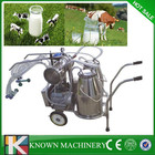 Automatic factory directly offer cheap price milk machine,single cow milking machine