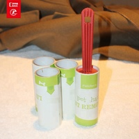 floor pet glass electric clothes industrial washable custom brush sticky cleaning silicon lint roller