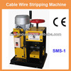 Electrical adjustable wire stripper SMS-1 with single hole