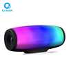 High quality 10W wholesale factory led light colorful wireless speakers super bass portable speaker