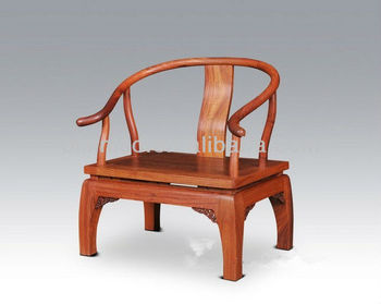 Durable Solid Wood Chair For Bedroom Or Living Room,Chinese Style  Traditional Wood Frame Chair