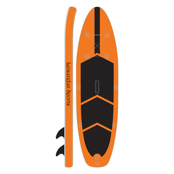 new products watersports cheaper inflatable yoga board