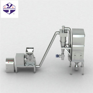 Food milling machine dry food grinder for rice flour
