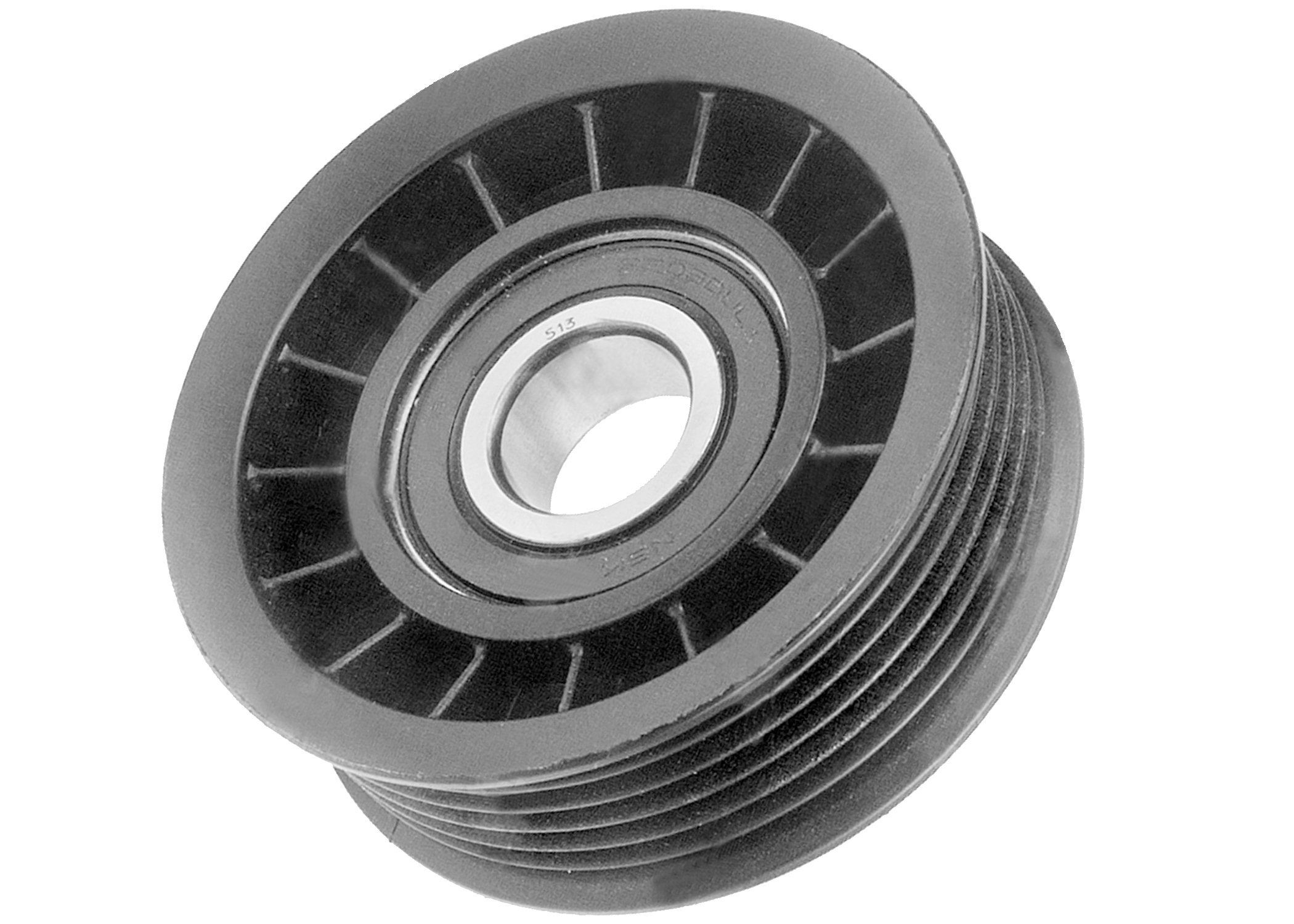 ACDelco 15-40486 Professional Air Conditioning Drive Belt Idler Pulley