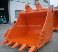 PC100 PC200 PC300 PC400 used mini excavator buckets for sale