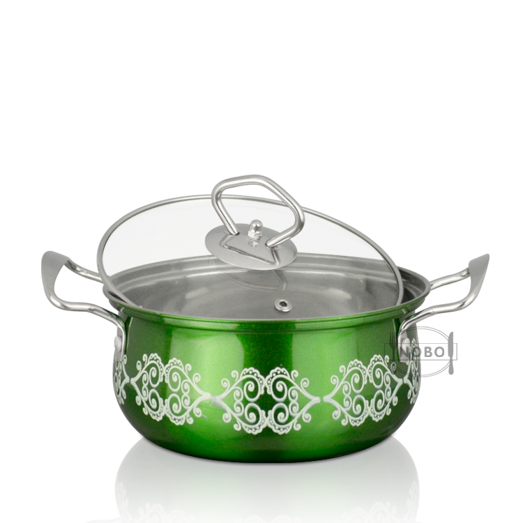 Chaozhou factory cooking pot prestige stainless steel cookware set