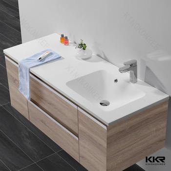 Australia Hot Ing Stone Bathroom Basin Marble Wash Cabinet Washbasin