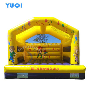 Giant Adult Bounce House Inflatable Jumping Bouncy Castle For Party /Wedding Party