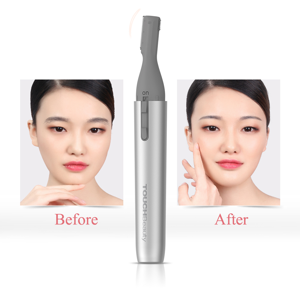 TOUCHBeauty High Quality Makeup Tool Eyebrow Razors Electric Eyebrow Trimmer