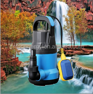 250W-750W GP/GS SERIES Plastic Body Italian Garden Electric centrifugal Submersible Water Pump For Dirty Water