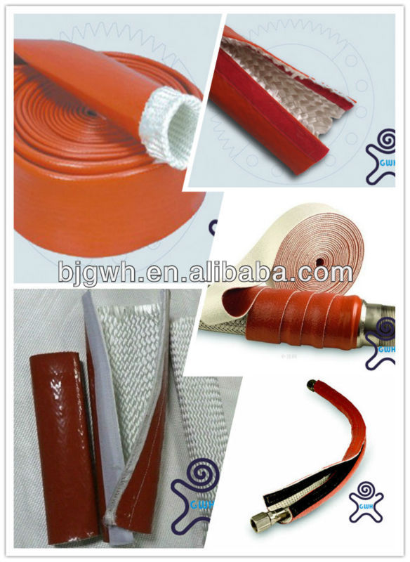 silicon resin high temperature heat resistant winding belt