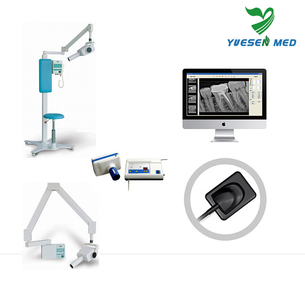YSX1006 advanced 60kv 8ma cheaper price mobile dental x ray machine