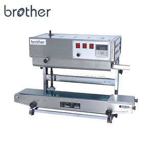 Brother SF150LW vertical Type Continuous heat sealing Machine Band Sealer with height adjustable
