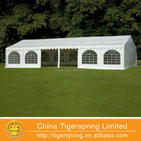 Outdoor White Marquee Transparent Wedding Party Tent For Sale