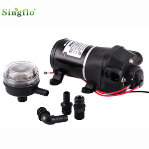 Singflo 12V dc 12.5L/min low pressure marine hydraulic/submersible sea water pump