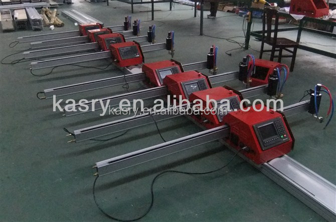 small size portable cnc plasm/ flame cutting machine for china cheap on sale