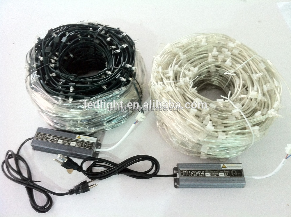 Led Holiday String Outdoor Lighting