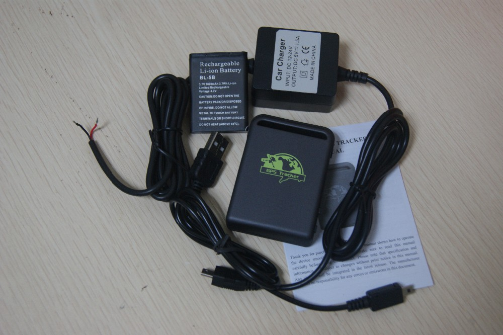 Quad Bands GSM GPRS <strong>Tracking</strong> Device,TK102B gps tracker+hard wired charger+battery for car <strong>google</strong> link real position <strong>on</strong> map