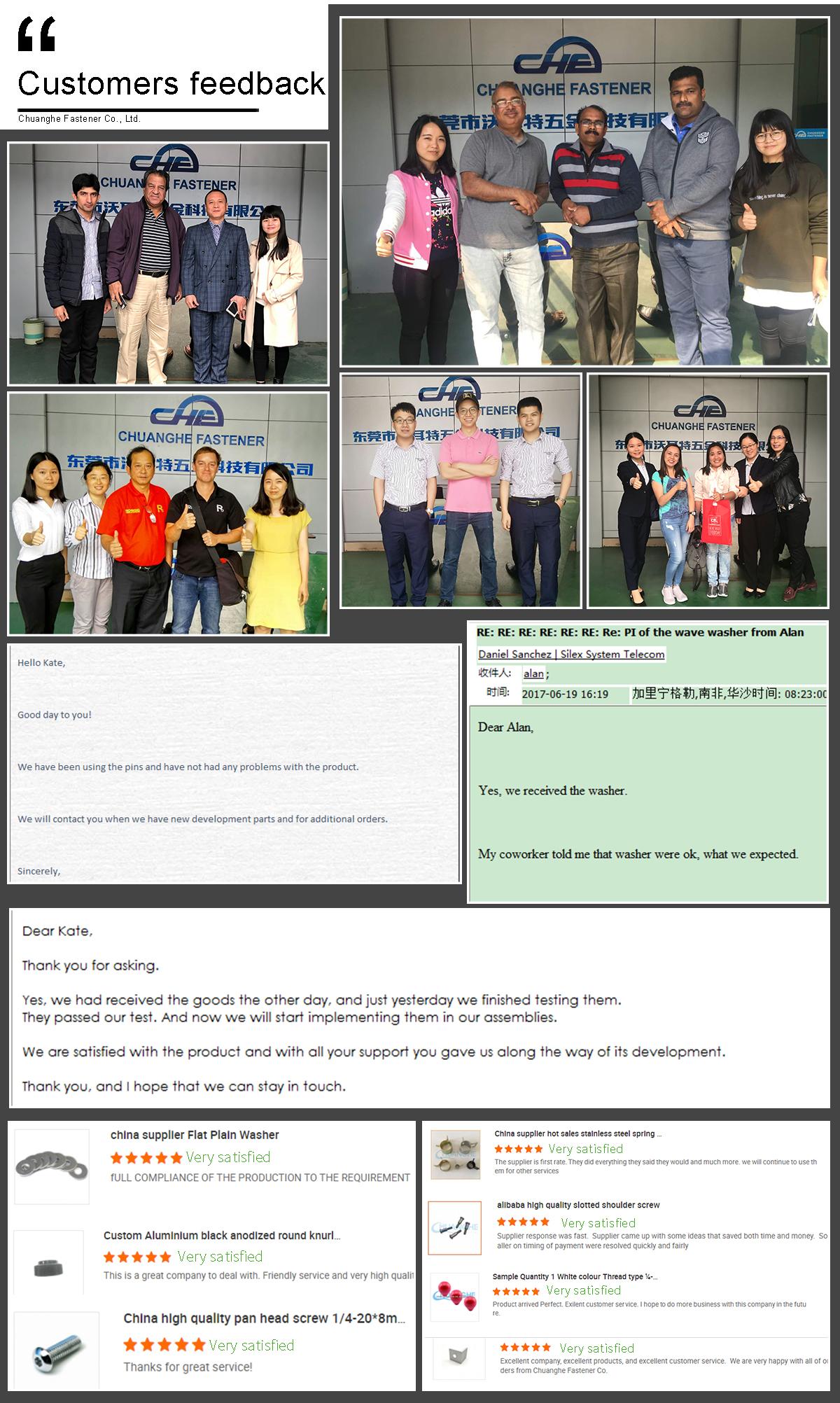 Chuanghe Fastener Co , Ltd  - Fasteners