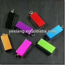 New 2GB color USB 2.0 Flash Memory Stick Drive Swivel