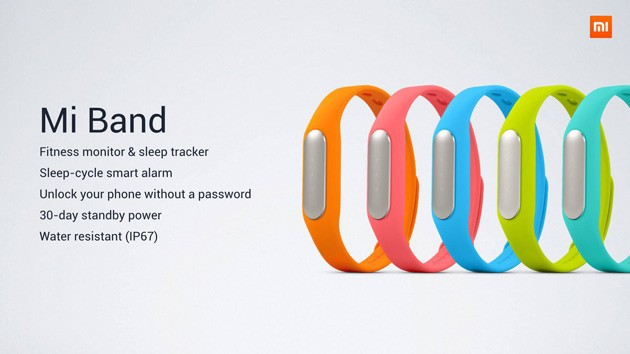 original xiaomi Mi band IP67 waterproof LED light Bluetooth 4.0 best sell MI band