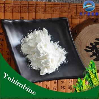 Best Factory Pure Yohimbine Extract Natural Yohimbine HCL 99%
