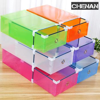 shoe box OEM clear plastic shoes storage container/shoes storage box plastic/plastic storage & Shoe Box Oem Clear Plastic Shoes Storage Container/shoes Storage Box ...
