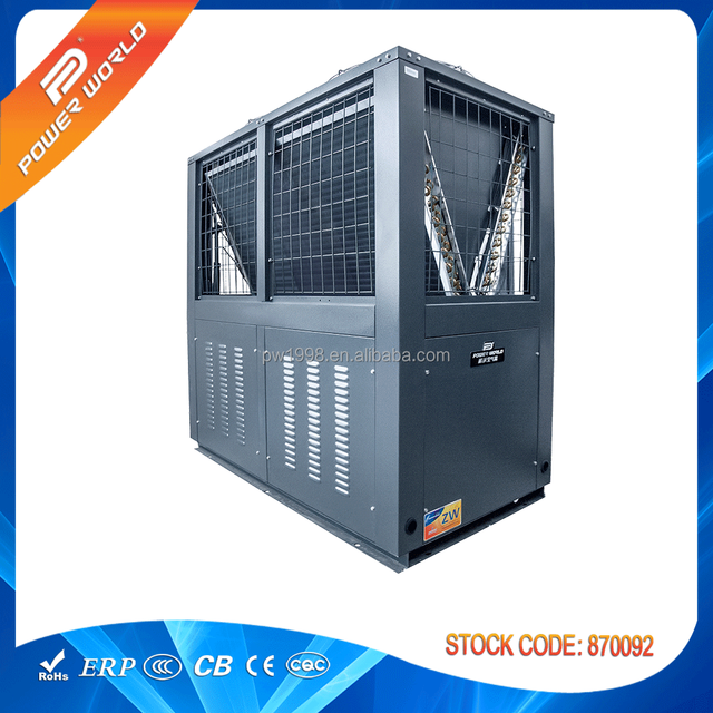 power world heating and cooling water heater most efficient air source heat pumps system for commercial