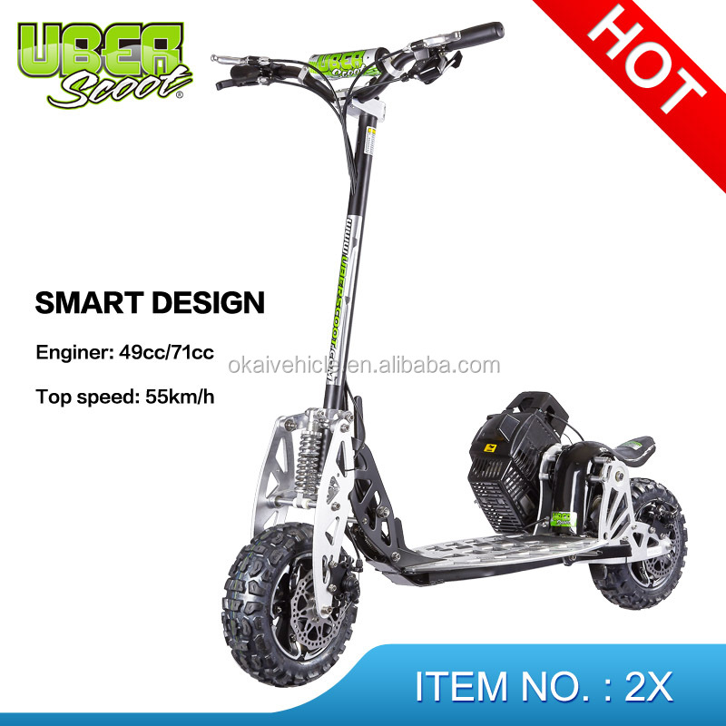2016 Gas Scooter 49cc Mini Motor Scooter - Buy Gas Scooter ...