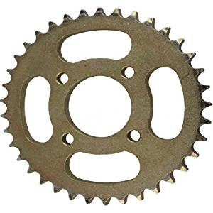REAR CHAIN SPROCKET FOR 420 CHAIN 45 TOOTH 45T XR50 CRF50 XR CRF 50 STOCK U RS04