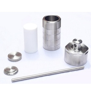 50ml Small Stainless Steel Hydrothermal Autoclave Reactor with Best Price