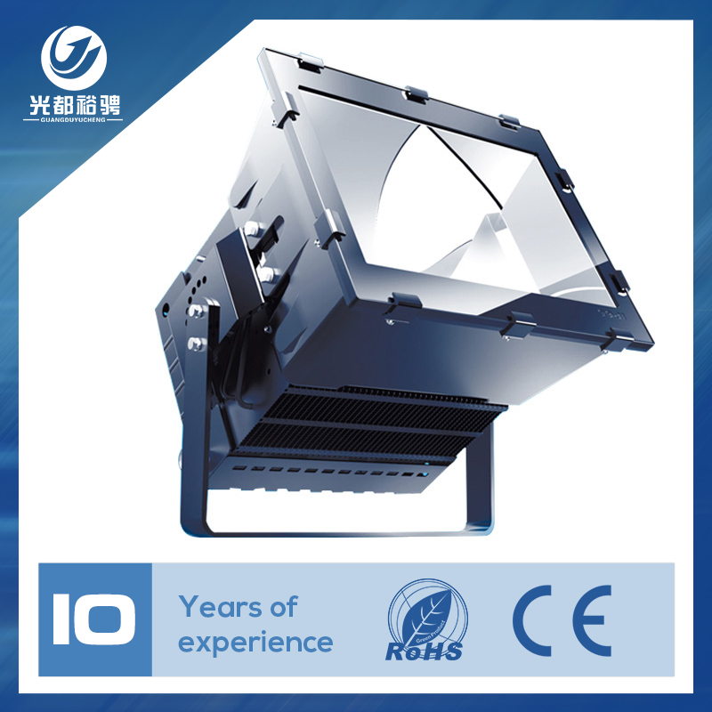 Plastic led flood light 1000w for wholesales 100 watt outdoor led flood light