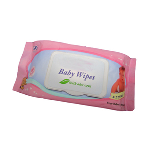 BW4550 Customized Personal Single Individual Mini Pack Organic Cotton Pure Glycerin Alcohol Free Baby Wet Wipe For Children