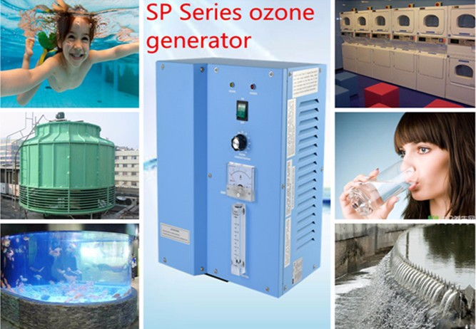 16 G H Ozone Generator Water For Swimming Pool Treatment To Reduce Chlorine Chemical Use Buy