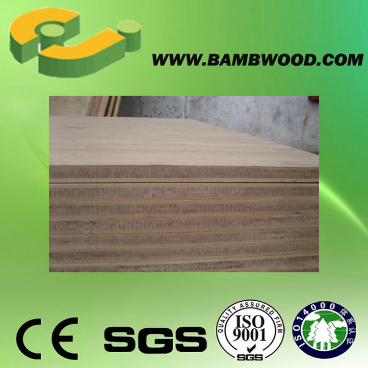 Eco-friendly Outdoor Bamboo Panel For Furnitures Durable