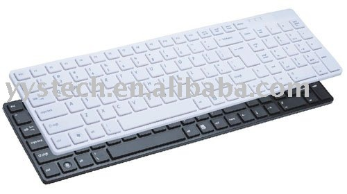 Multimedia Super Slim Keyboard For Apple