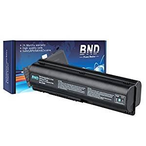 BND 7800mAh Laptop Battery [with 9 Samsung Cells] for HP Pavilion DV4-1000 DV4-2000 DV5-1000 DV6-1000 DV6-2000 CQ50 CQ60 CQ70 G50 G60 G60T G61 G70 G71, fits 484170-001 EV06 KS524AA KS526AA HSTNN-IB72