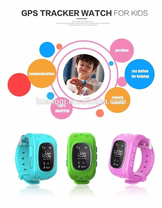 Brand new cell phone watch android child smart watch with sos call function new fashion smart watch