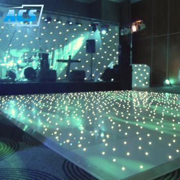 Portable Christmas Lights.Stage Lighting Equipment Portable Illuminated Static Acrylic Starlit Dance Floor Christmas Lights Buy Black And White Led Starlit Dance Floor Led