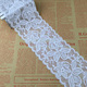 Golden Knit 9cm/3.5'' Hot Selling Lingerie Scalloped Edging Lace Trim 53092#