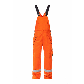 Classic Style EN ISO 11612 EN 1149-5 welding and anti-static protection bib and brace