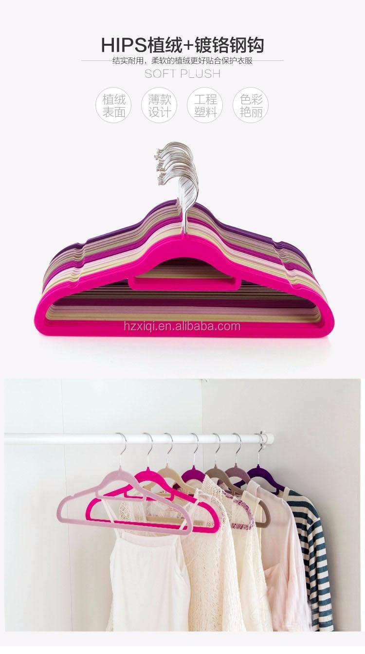 Creative plastic clothes bra hanger buy high quality bra for Creative clothes hangers