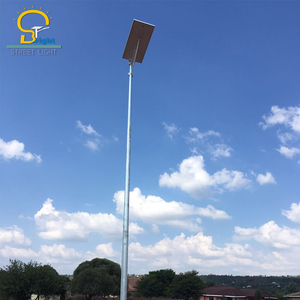 Super brightness high quality led integrated all in one led street light 100w