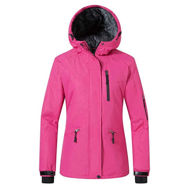 Wholesale  Top Quality  Women Ski Clothing Sports Wear Waterproof Ski Jacket