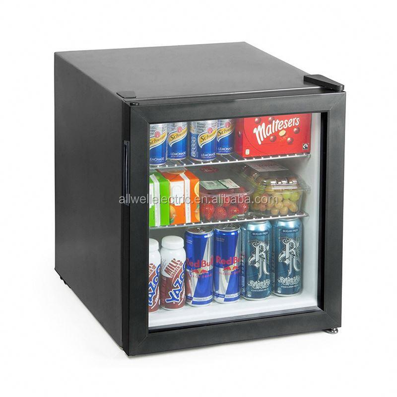 30 Liter Glass Door Mini Bar Fridge 30 Liter Glass Door Mini Bar