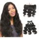 Factory Vendor Virgin Brazilian Human hair bundle and closure, Wholesale 100% human hair extension weave bundle
